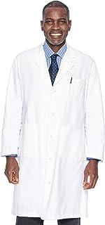 Landau Men's Professional Full Length 3 Pocket Medical Workwear Lab Coat