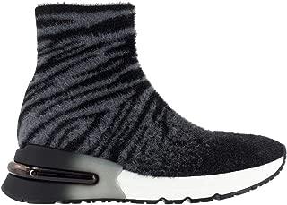 ASH Luxury Fashion Womens KING02 Grey Slip On Sneakers | Fall Winter 19
