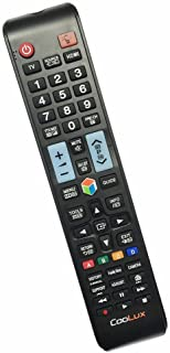 Universal Remote Control for Most Samsung LCD LED HDTV 3D Smart Home Entertainment TVs (One pcs)