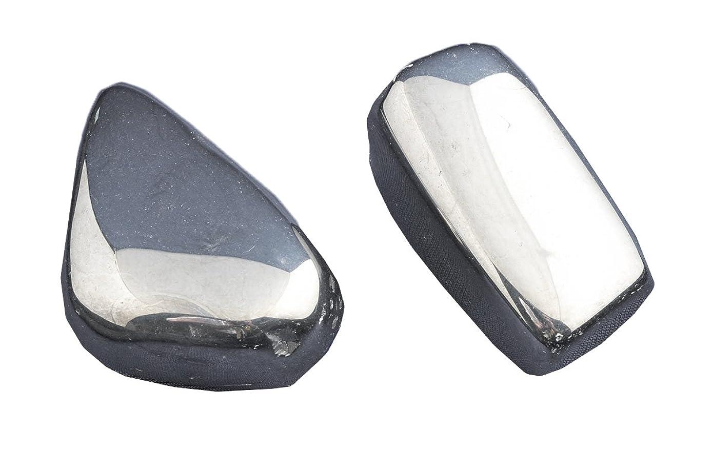 メロドラマアーサーコナンドイル品揃えNatural Pure ドクターノバリア テラヘルツ ソニックストーン リフトアップ&小顔対応 1個約50~55グラム前後 2個セット 本物の証