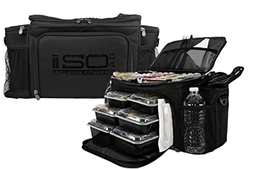 ISOBAG Meal Prep Lunch Box