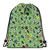 Drawstring Backpack Bags Sports Cinch Texture with The of Large Number String Backpack Bulk Storage Bags for School Gym