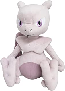 "Sanei Pokemon All Star Collection PP135 Mewtwo 12"" Stuffed Plush"