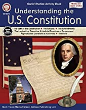 Carson-Dellosa Understanding The U.S. Constitution Workbook, Grades 5-12