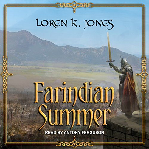 Farindian Summer audiobook cover art