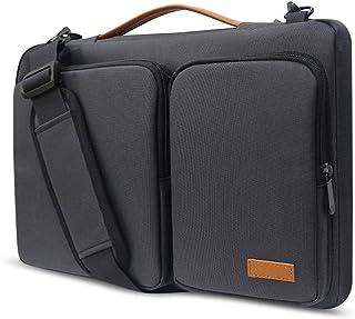 Laptop Shoulder Bag for MacBook Air 13-13.3 inch Briefcase 13 MacBook Pro Waterproof Shockproof Notebook Sleeve