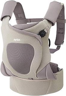 Aprica(アップリカ) 新生児から使える抱っこ紐 コアラ メッシュプラス AB Koala Mesh Plus AB ベージュリュクス 0か月~ 2084386