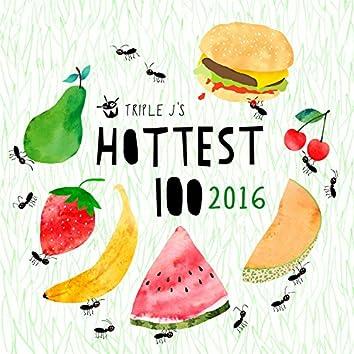 triple j Hottest 100 - 2016