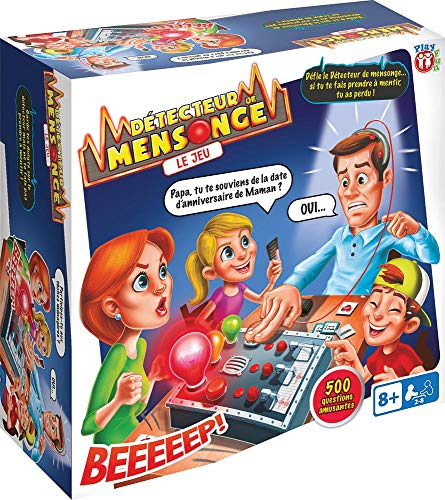 PLAYFUN 96967 - Juego de mesa familiar , multicolor,...