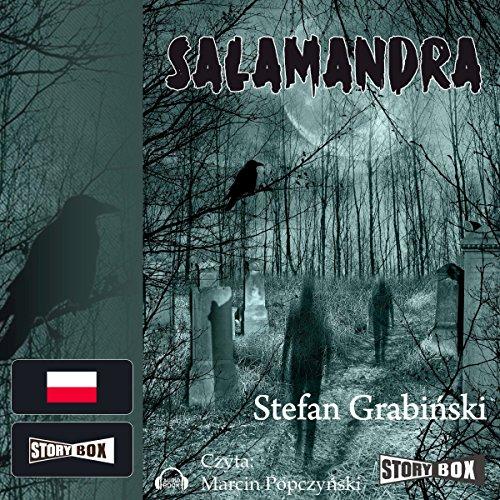 Salamandra audiobook cover art