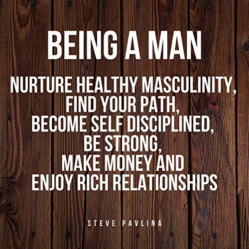 Being a Man Titelbild
