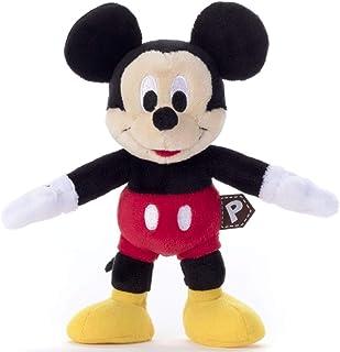 ディズニーキャラクター ポペット ミッキーマウス 高さ約15cm