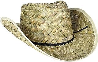 کلاه کابوی ناز کمپانی Dreidel ، کلاه غربی ، لباس بچه گانه ، تظاهر به بازی ، اندازه کودک ، علاقه مندی مهمانی ، لوازم جانبی لباس کابوی (1 بسته) (تک) قهوه ای