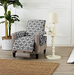 Awe Inspiring The 10 Best Recliner Covers To Buy In 2019 Update Customarchery Wood Chair Design Ideas Customarcherynet