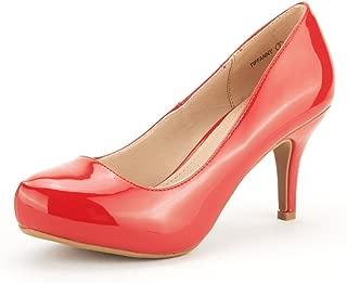 Best orange patent shoes heels Reviews