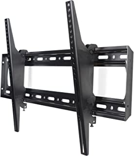 "VideoSecu Tilt Extra Large TV Wall Mount Bracket for Most 50""-85"" LCD LED Plasma TV Flat Panels Display with VESA up to 800x400mm Capacity up to 220lbs MP804B B08"