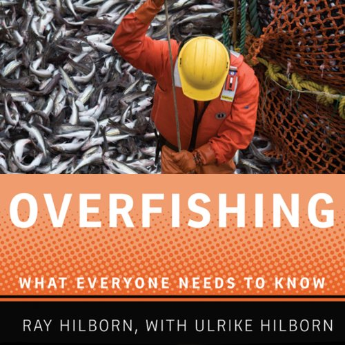 Overfishing audiobook cover art