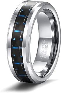 tungsten inlay ring