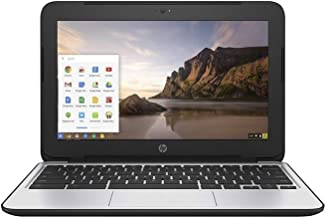 $129 Get HP Chromebook 11 G3 11.6-inch Intel Celeron N2840 Google Chrome OS Notebook Laptop (Renewed) (4GB Ram | 16GB SSD)