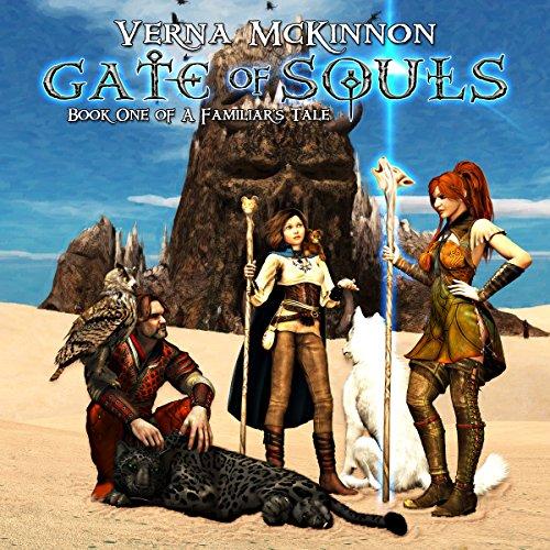 Gate of Souls audiobook cover art