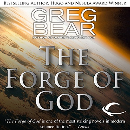 The Forge of God audiobook cover art