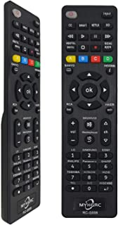 MYHGRC Universal Remote Control for Samsung, LG, Sony, TCL, Hisense, JVC, RCA, Sharp, Sanyo, Insignia, Philips, Toshiba, Hitachi, Panasonic, Smart TVs, Simple Setup