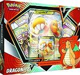 Pokémon USA, Inc.   Pokémon TCG : Dragonite V Box   Jeu de Cartes   À partir de 6 Ans   2 Joueurs   20 Minutes de Temps de Jeu