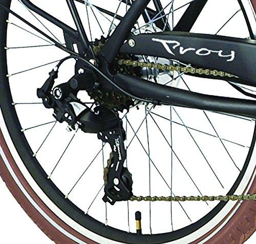 Lastenfahrrad E-Bike E-Lastenrad Transportrad Voozer Bild 3*