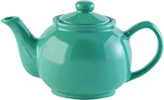 Price & Kensington Brights Jade Green 2 Cup Teapot