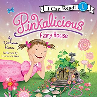 Pinkalicious: Fairy House cover art