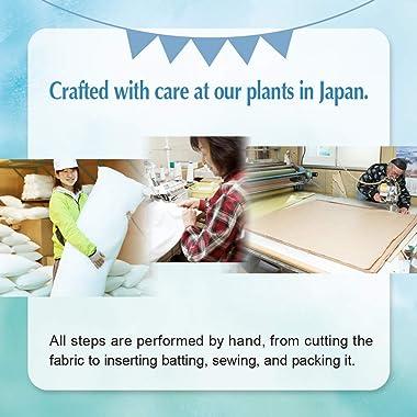COMODO Original High Class Body Pillow CMD9000/CMD9150 Dakimakura Pillow for Anime and Maternity [Made in Japan], Cotton, Whi