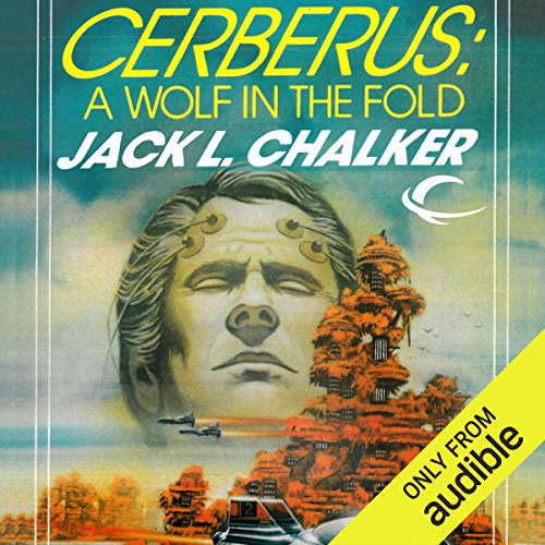 Cerberus: A Wolf in the Fold audiobook cover art