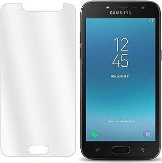 واقي شاشة من الزجاج الصلب لهاتف Samsung Galaxy Grand Prime Pro / j2 pro 2018 - شفاف من hunch