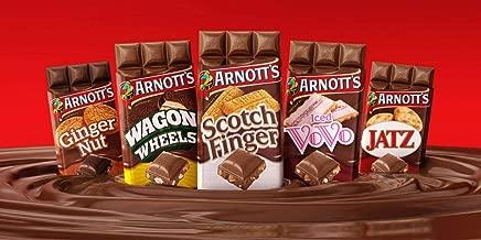 Arnotts Chocolate Block Iced Vovo 170g x 12