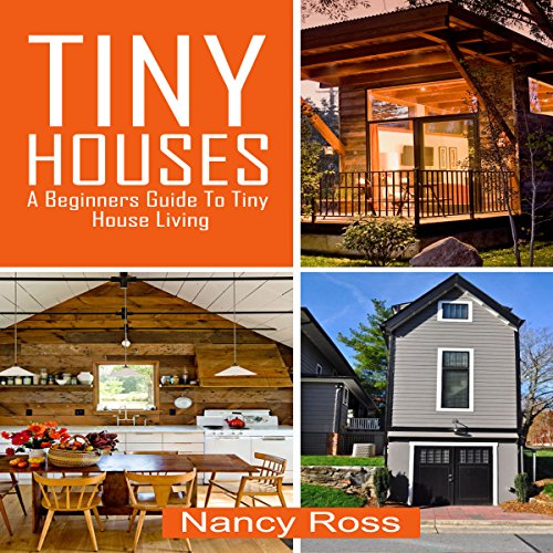 Tiny Houses audiobook cover art