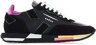 GHOUD Luxury Fashion Womens RMLWLB22 Black Sneakers | Fall Winter 19