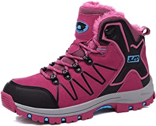 ab88df92c7d Amazon.com: Red - Hiking Boots / Hiking & Trekking: Clothing, Shoes ...