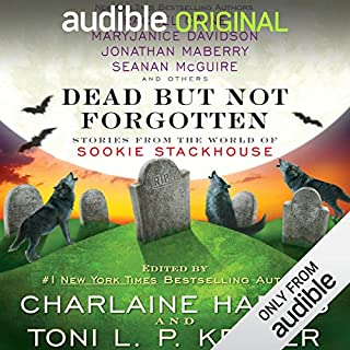 Dead but Not Forgotten cover art