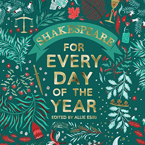 Couverture de Shakespeare for Every Day of the Year
