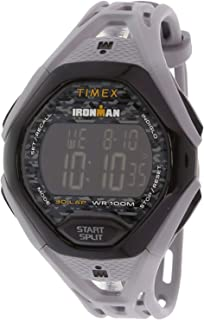 Timex Men's Digital Watch, Chronograph Display and Resin Strap TW5M23800