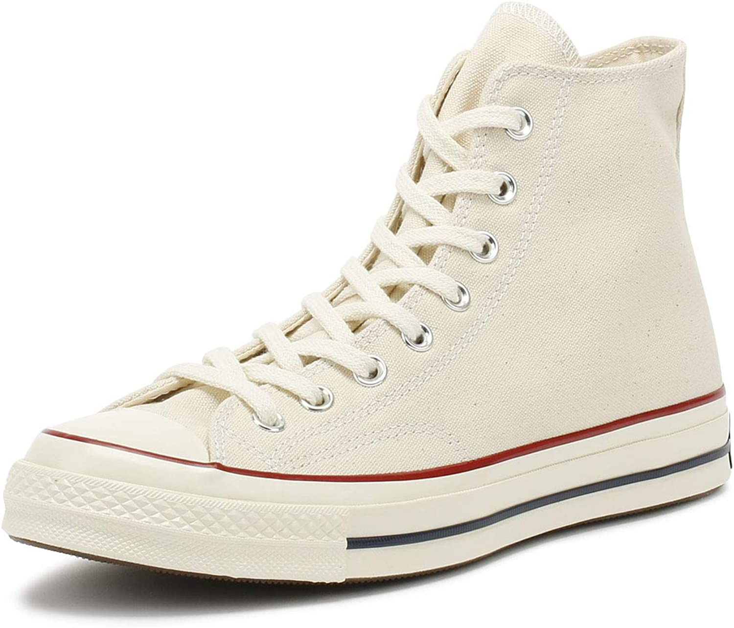 CONVERSE shoes men high sneakers 162053C CHUCK 70 HI size 40 Cream
