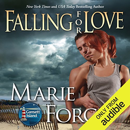 Falling for Love audiobook cover art