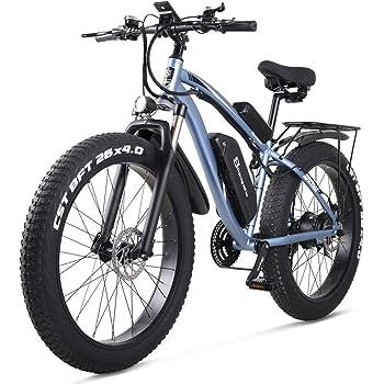 Shengmilo MX02S 48V 1000W Bicicleta Eléctrica Montaña Eléctrica ...