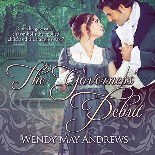 The Governess' Debut audiobook cover art