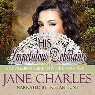 His Impetuous Debutante audiobook cover art
