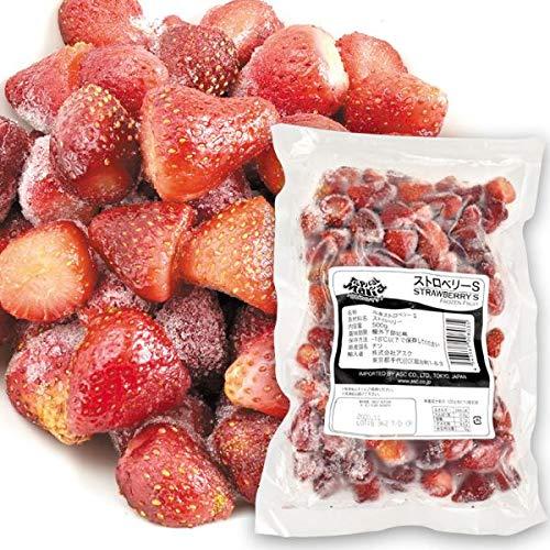 国華園 食品 冷凍ストロベリー ホール 1袋
