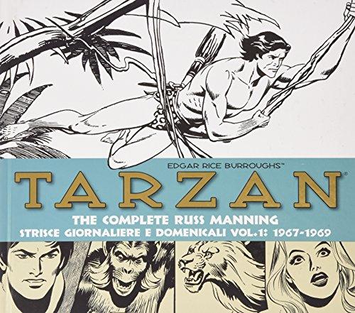 Tarzan. Strisce giornaliere e domenicali. 1967-1969 (Vol. 1)