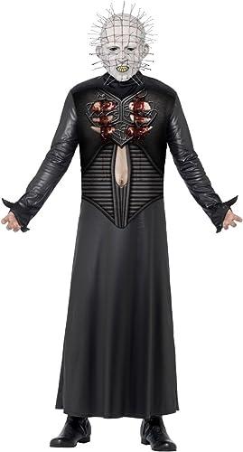 Hellraiser Costume, Pour des hommes Pinhead Outfit, grand, CHEST 42 - 44 , WAIST 36 - 38 , INSEAM 33