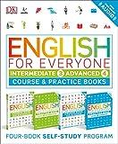 English for Everyone: Intermediate to Advanced Box Set - Level 3 & 4
