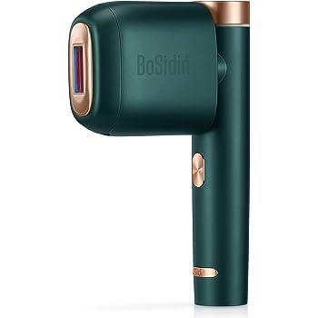 BoSidin レーザー脱毛器 永久脱毛 メンズ レディース 全身光脱毛器 光エステ